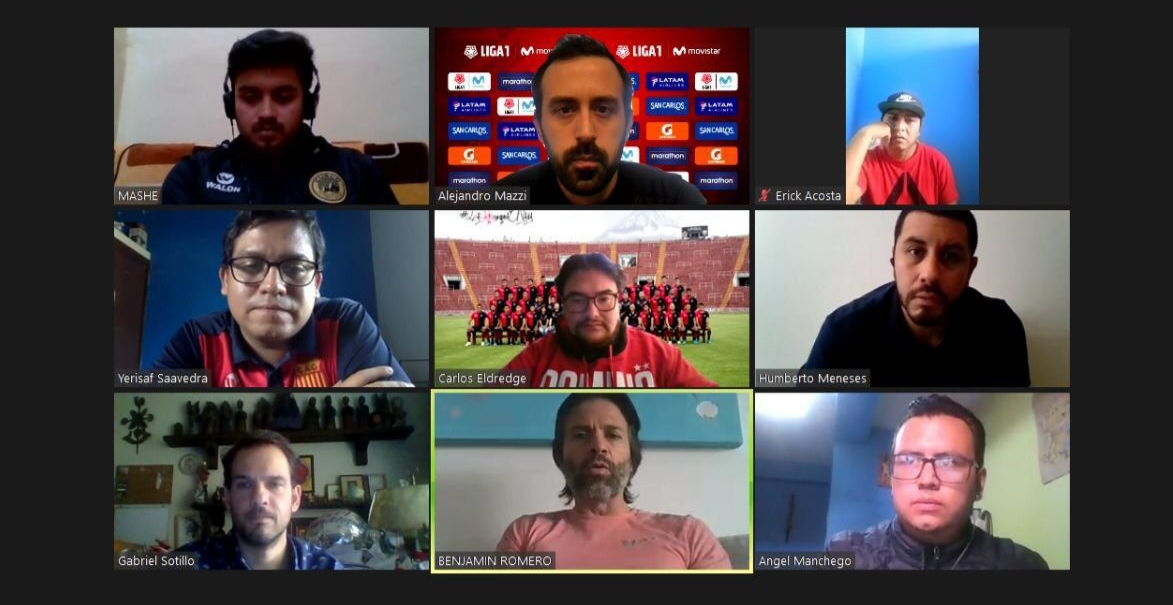 Liga1 Movistar realizó conversatorio de marketing entre clubes